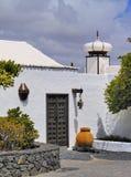 Cesar Marique Foundation, Lanzarote. Cesar Marique Foundation in Tahiche, Lanzarote, Canary Islands Stock Image