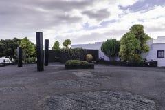 Cesar Marique Foundation, Lanzarote Royalty Free Stock Photos