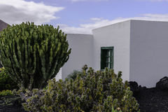 Cesar Marique Foundation, Lanzarote Royalty Free Stock Photo