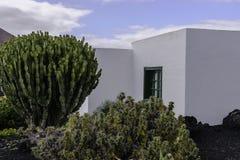 Cesar Marique Foundation, Lanzarote. Cesar Marique Foundation in Tahiche, Lanzarote, Canary Islands. Spain Royalty Free Stock Photo