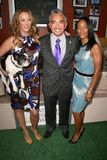 Cesar Millan,Jada Pinkett Smith,Virginia Madsen. Virginia Madsen with Cesar Millan and Jada Pinkett Smith  at the party to celebrate the 100th Episode of 'Dog Stock Photos