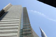 Cesar Pelli tower in Milan Stock Image