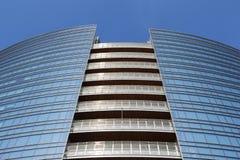 Cesar Pelli tower in Milan Royalty Free Stock Image