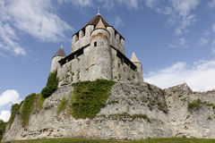 Cesar tower in Provins. Cesar tower, Provins, Ille de France, France Royalty Free Stock Photography