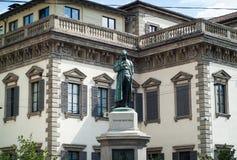 Cesare Beccaria Monument Stock Image