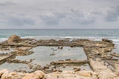 Cesarea in Palestina - fotografie stock