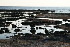 Cesareo rocks Royalty Free Stock Photography