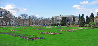 Cesarscy ogródy Zdjęcie Stock
