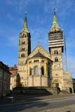 Cesarska katedra w Bamberg, Niemcy (Kaiserdom) obrazy stock