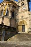 Cesarska katedra w Bamberg, Niemcy (Kaiserdom) obraz stock