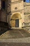 Cesarska katedra w Bamberg, Niemcy (Kaiserdom) fotografia stock