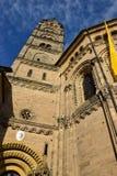 Cesarska katedra w Bamberg, Niemcy (Kaiserdom) fotografia royalty free