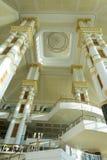 Cesarski hotelu lobby, Brunei Obraz Stock