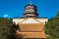 Cesarski lato pałac w Pekin Obraz Stock