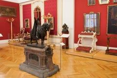 Cesarski Meblarski Inkasowy muzeum, Wiedeń, Austria Fotografia Royalty Free