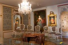 Cesarski Meblarski Inkasowy muzeum, Wiedeń, Austria Obrazy Stock
