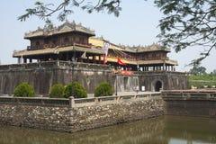 Cesarski pałac, odcień, Wietnam zdjęcie royalty free