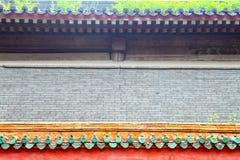 cesarski pałac Shenyang obrazy stock