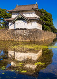 Cesarski pałac, Tokio Fotografia Stock