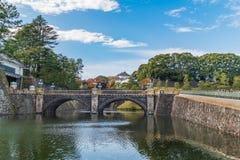 cesarski pałac Tokyo fotografia royalty free