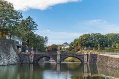 cesarski pałac Tokyo zdjęcia royalty free