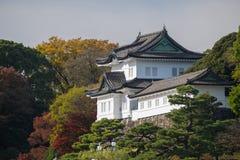 cesarski pałac Tokyo fotografia stock