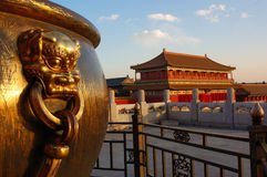 cesarski pałac Zdjęcia Stock