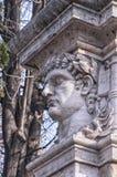 Cesarz Kierownicza statua Fotografia Royalty Free