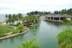 Cesarza hotel w Bandar Seri Begawan Obrazy Royalty Free
