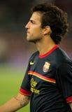 Cesc Fabregas de FC Barcelona fotografía de archivo
