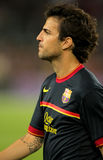 Cesc Fabregas of FC Barcelona Stock Photography