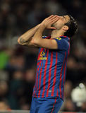 Cesc Fabregas of FC Barcelona Stock Photos