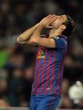 Cesc Fabregas of FC Barcelona Stock Photos