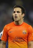 Cesc Fabregas of FC Barcelona Royalty Free Stock Photos