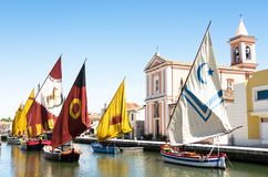 Cesenatico Royalty Free Stock Photography