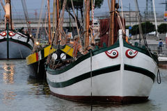 Cesenatico Porto Canale Stock Photos