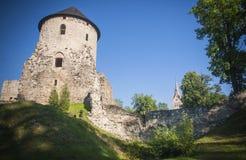 Cesis, Λετονία, Ευρώπη Στοκ φωτογραφία με δικαίωμα ελεύθερης χρήσης