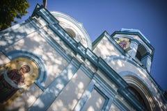 Cesis, Латвия, Европа Стоковые Изображения