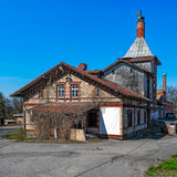 Cesis former brewery Royalty Free Stock Photography