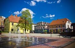 Cesis, Lettonia, Europa Immagini Stock Libere da Diritti