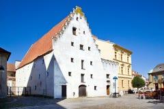 Ceske Budejovice, Czech republic Stock Images