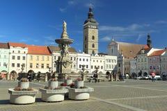 Ceske Budejovice Stock Image