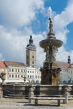 Ceske Budejovice Stock Photos