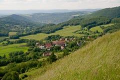 Ceske stredohori, Czech republic Royalty Free Stock Image
