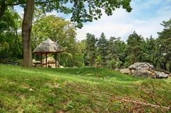 cesky捷克krumlov中世纪老共和国城镇视图 布拉格 布拉格动物园 2016年6月12日 库存照片