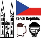 cesky捷克krumlov中世纪老共和国城镇视图 免版税库存照片