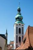 cesky τσεχική δημοκρατία krumlov Στοκ εικόνες με δικαίωμα ελεύθερης χρήσης