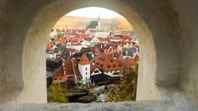 cesky τσεχική δημοκρατία krumlov Στοκ φωτογραφίες με δικαίωμα ελεύθερης χρήσης