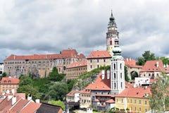 cesky чехословакская республика krumlov Стоковая Фотография RF