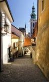 Cesky Kromlov, Czech Republic Royalty Free Stock Images
